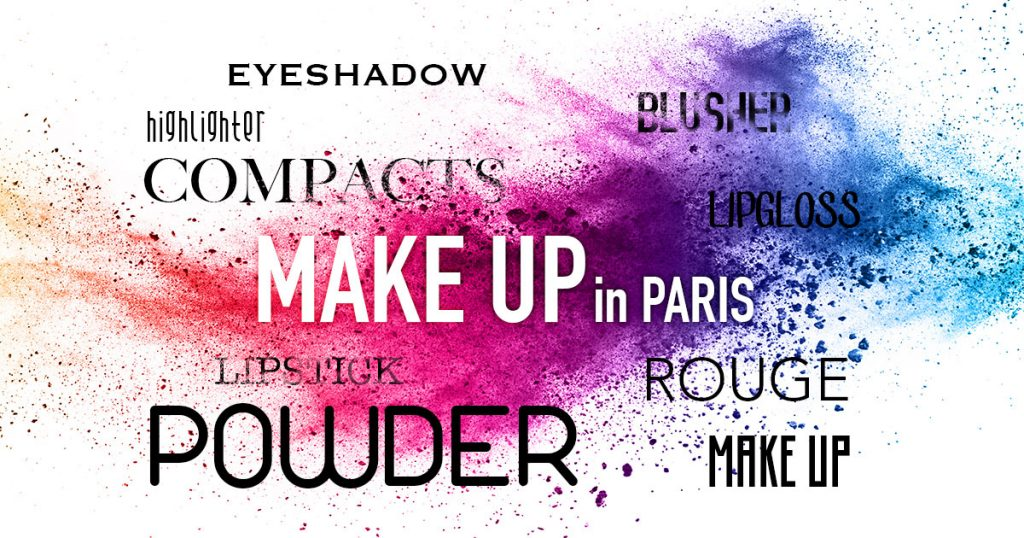 Make Up in Paris 2018
