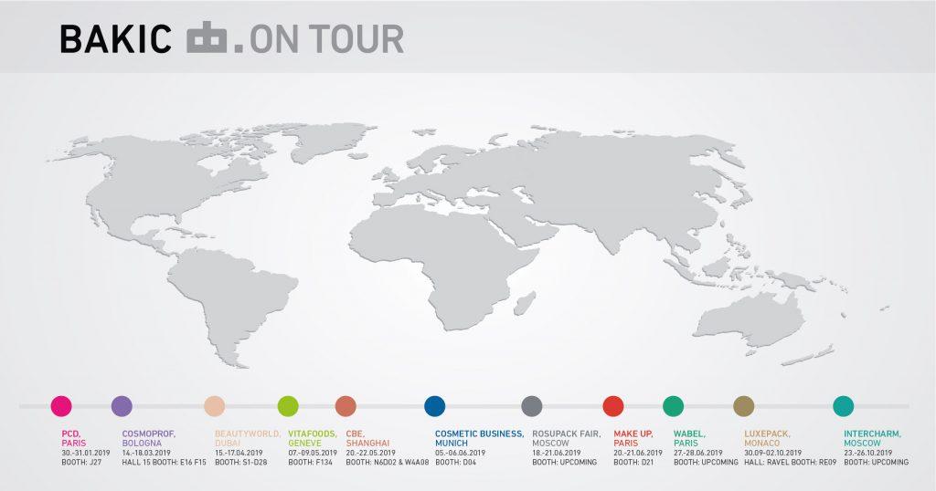 Bakic on tour!