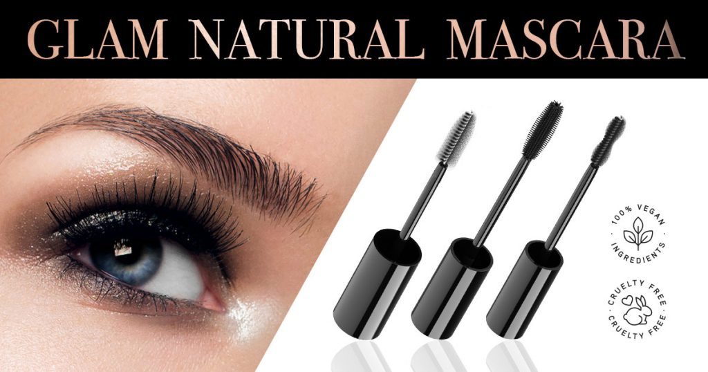 Glam natural mascaras